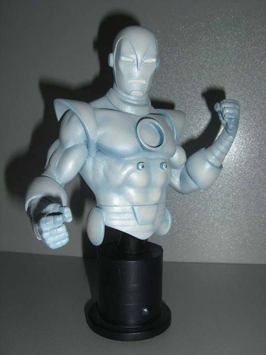 Iron Man (Artic Armor)