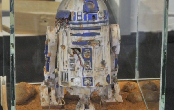 R2D2 Damage – Star Wars