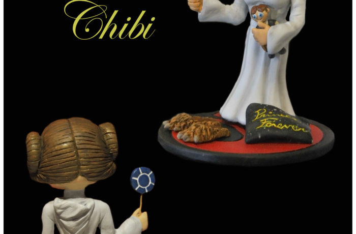 Leia Chibi – Star Wars